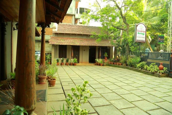 Comfortable Stay At Kochi
