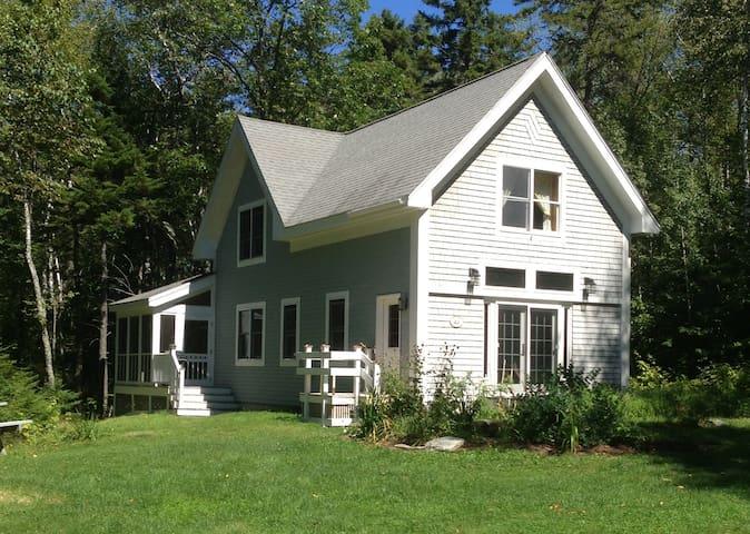 Mount Kineo Cottage -Moosehead Lake
