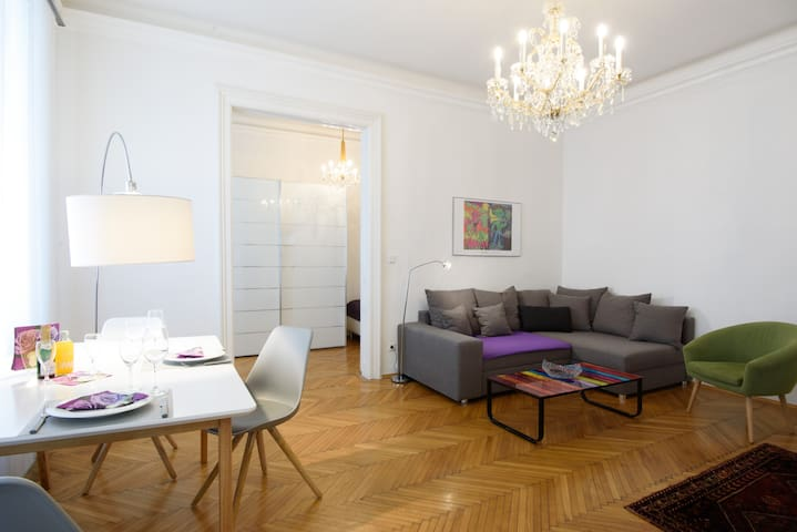 City Apartment  - Centrally located