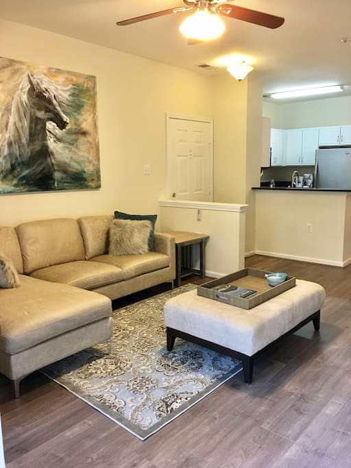 Modern executive 2 bedroom apartment in fairfax for 2 bedroom apartments in fairfax va