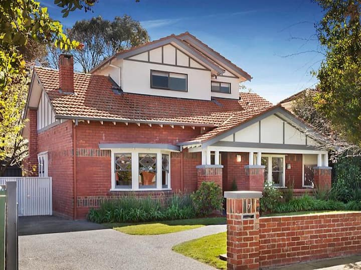 Large Period Family Home in Elsternwick