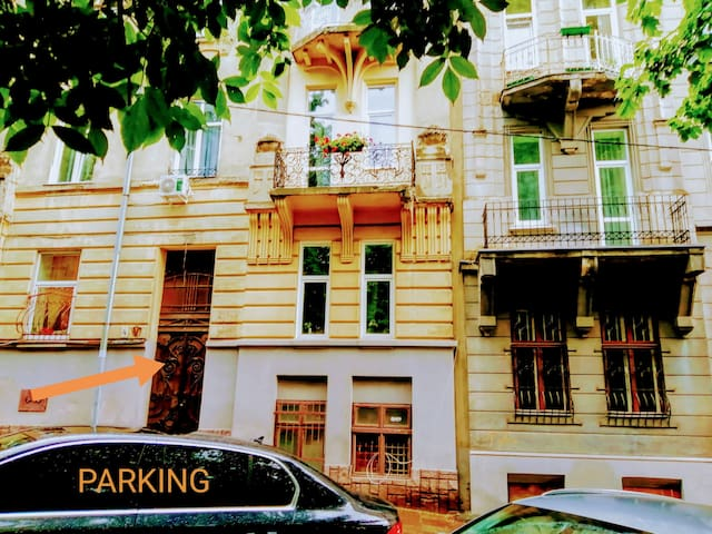 2Bedroom Family Apartment with terrace & parking
