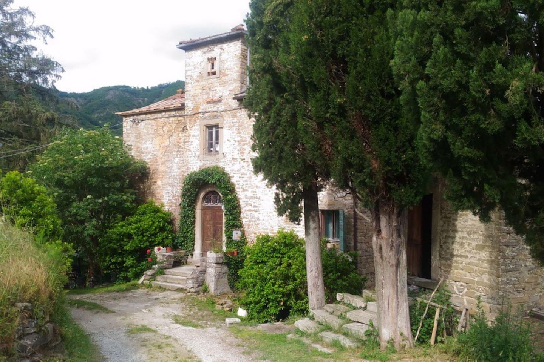 La Casa, Eingangsbereich