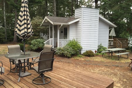 Lake Cottage Retreat - Mason County - House