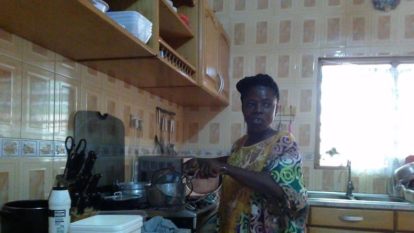 Saperman,Accra - Accra - Haus