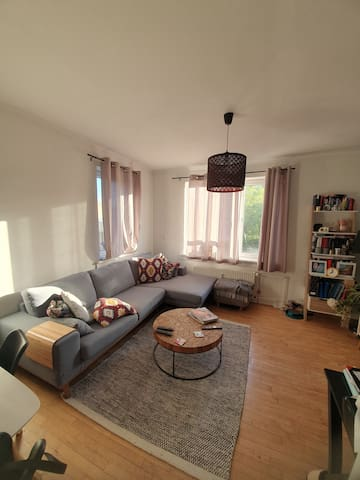 Cosy little apartment close to the train station