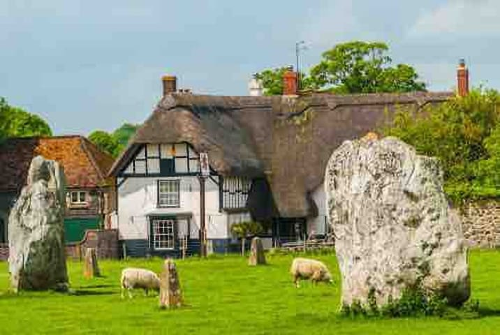 Avebury - 7 miles