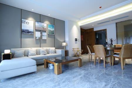 三亚·亚龙湾AnDo_Hotel酒店式公寓,叠拼洋房(三卧套房)