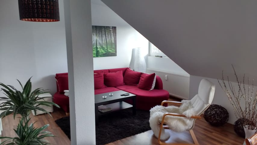 Spacious private room in prime location - Frankfurt nad Mohanem
