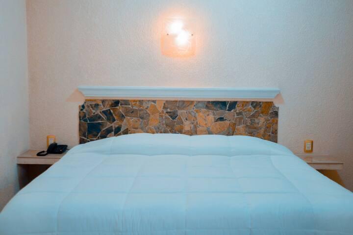 Hotel posada Binni Risaá Habitación No 117
