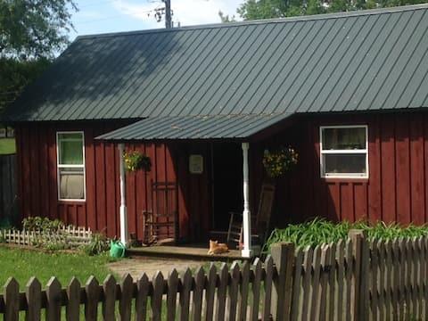 Cabin on the Farm