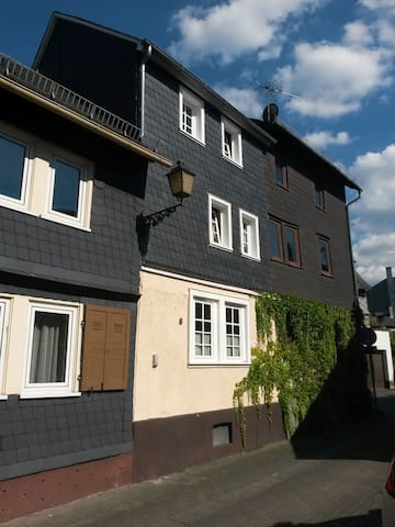 Timber framed holiday home in old town Wetzlar - Wetzlar - บ้าน