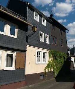 Timber framed holiday home in old town Wetzlar - Wetzlar - Rumah