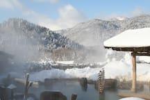Houheikyo Hot Springs