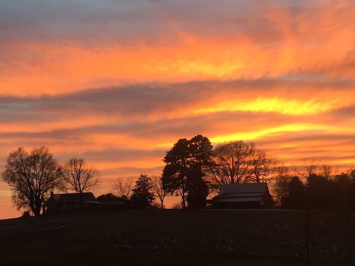Rustic Country Farmhouse EcoTourism