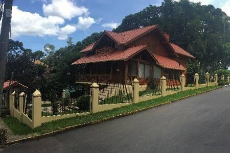 Linda Casa em Gramado