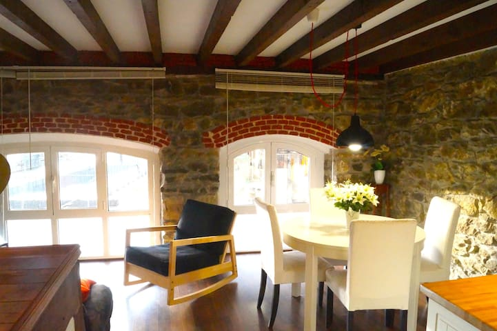 Stylish apartment in historic building - Vitoria-Gasteiz