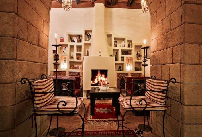 Riad Laylati - Mazika Duplex Room - 2 Beds/4 Pers.
