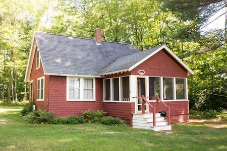 Lake Winnipesaukee - Waterfront - 368 -  Tuftonboro - House