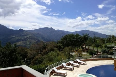 A PIECE OF PARADISE IN MEDELLIN - medellin