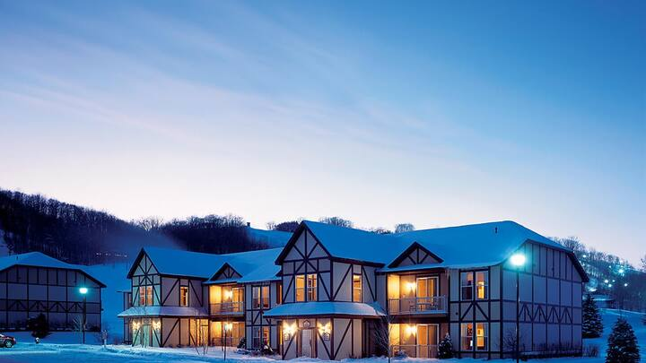 Boyne Mountain Run-1 bdrm Great for skiers