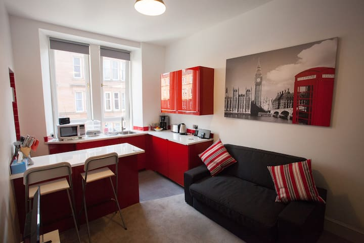 Beautiful Apartment in Vibrant Westend