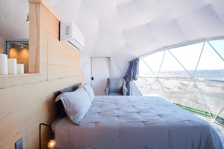 Amazing View Glamping Dome #3