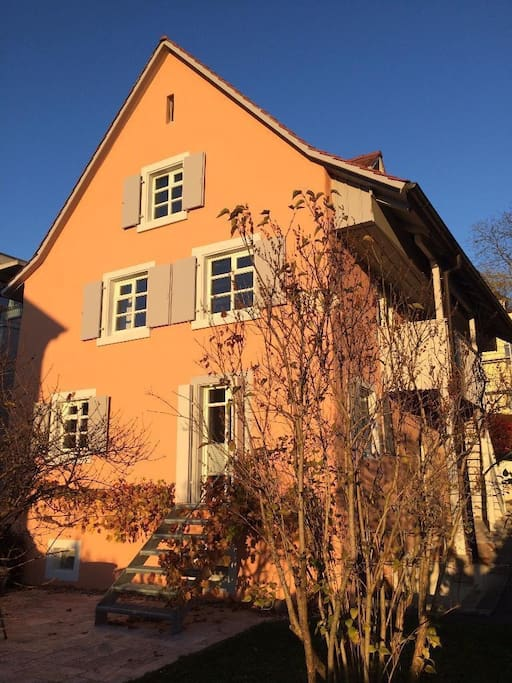 The spirit of 450years living house close basel maisons for Baden baden allemagne maison close