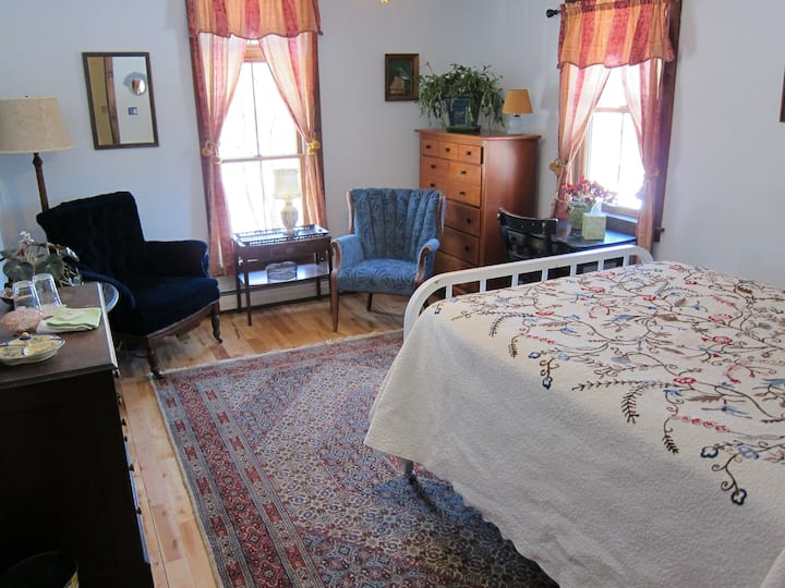 Clarendon Springs B&B, 1 Cozy Room, 1-2 Guests
