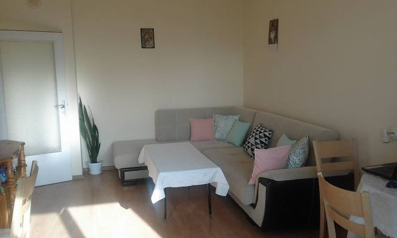 Sweet flat near Buisness park and metro station - Sofia - Apartament