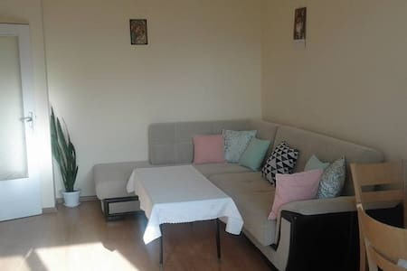 Sweet flat near Buisness park and metro station - Sofia