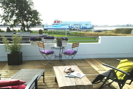 Luxe appartement nabij zee, strand en duinen - Hook of Holland