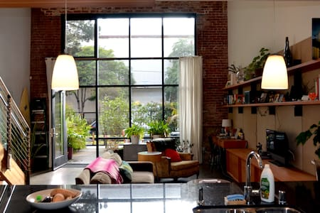 Dogpatch Superloft! - San Francisco