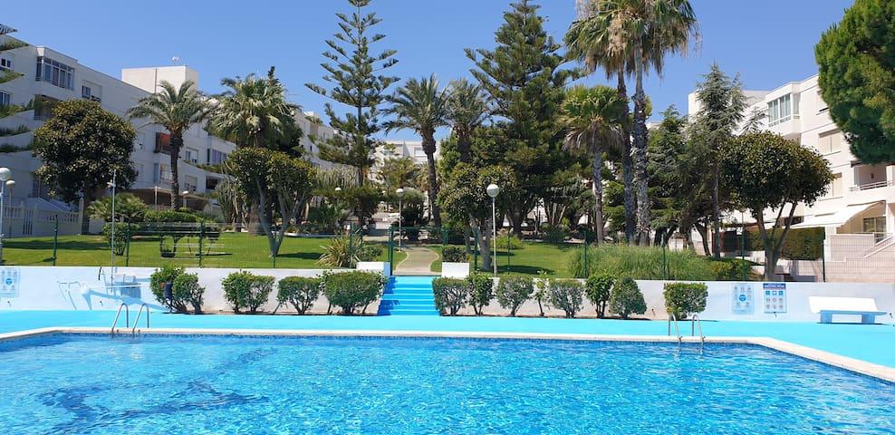 Sea view holiday apartment near Alicante