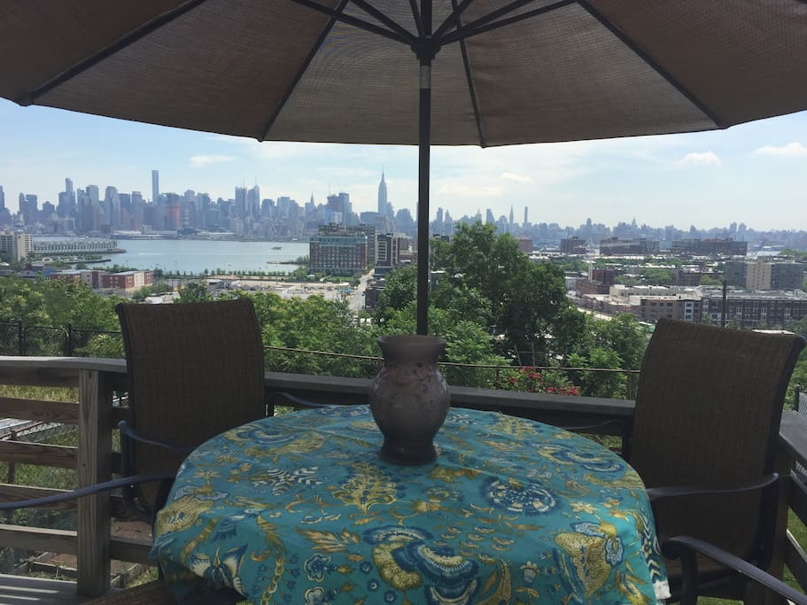 vacation and nyc view 2 apartments for rent in union city new