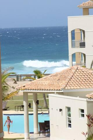Villa Hermosa, Penthse Shacks/Jobos - Isabela - Villa