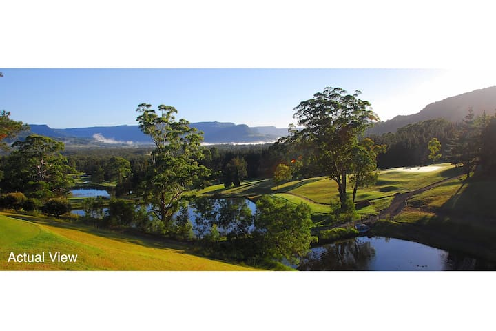SkyView Villa - WOW Views & Comfort - Kangaroo Valley
