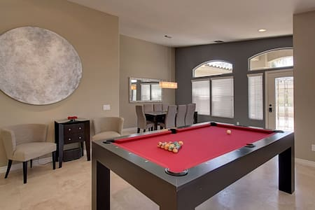 Your PS Luxury Paradise- 5bd/4bth - Cathedral City - House