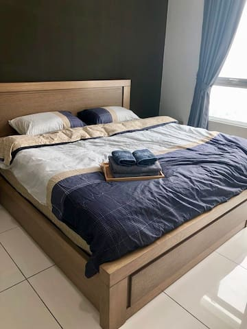 Second Bed Room-King Size Bed