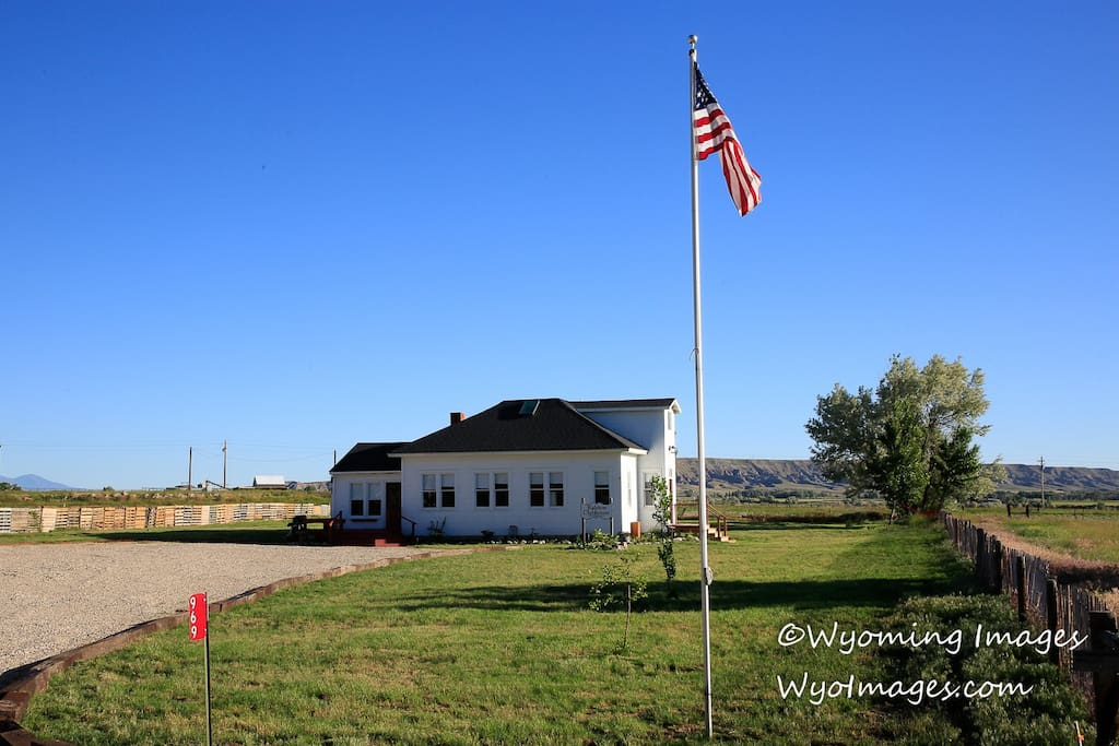 The Ralston Clubhouse Bungalows for Rent in Powell Wyoming United States