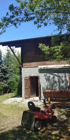 Appartamento Chalet alla Cascatella