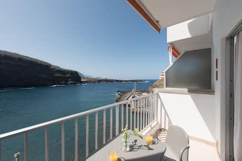 "Cozy studio ""Drago"" with balcony and amazing views"
