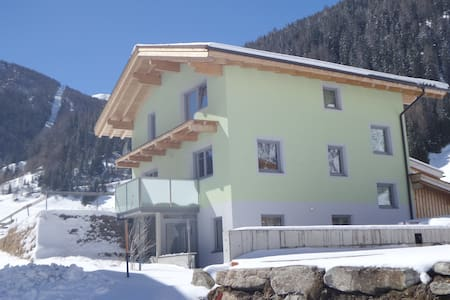 Apartment Haus Ganotz in Kals am Großglockner