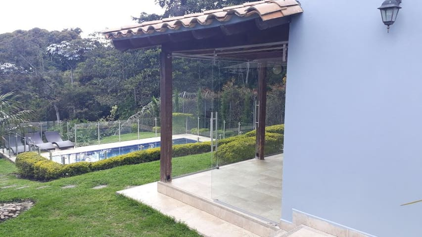 LUXURY HOLIDAYS HOUSE IN RIONEGRO ANTIOQUIA.