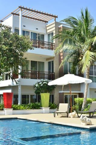 3 Bedroom Villa With Garden - Cha-am - Villa