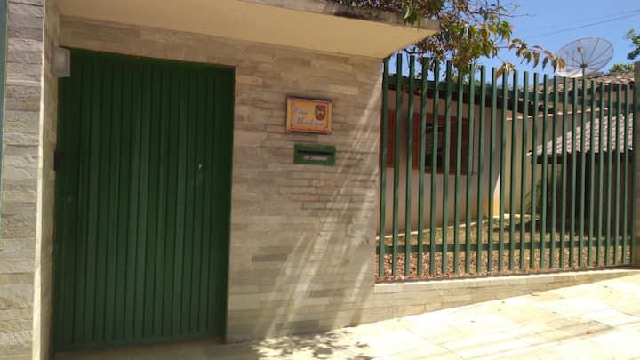 Casa Mendonça, Flat.
