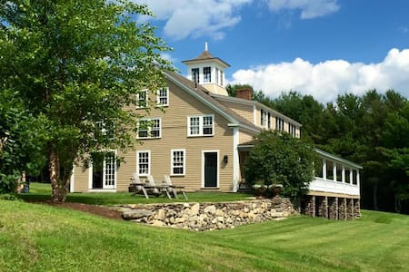 Parker Mountain Lodge - Strafford - Hus