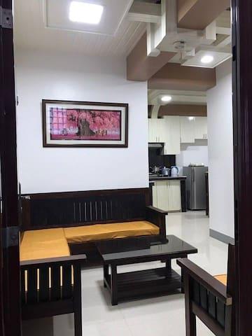 Jrosel Suites Baguio transient 2F-UNIT 2