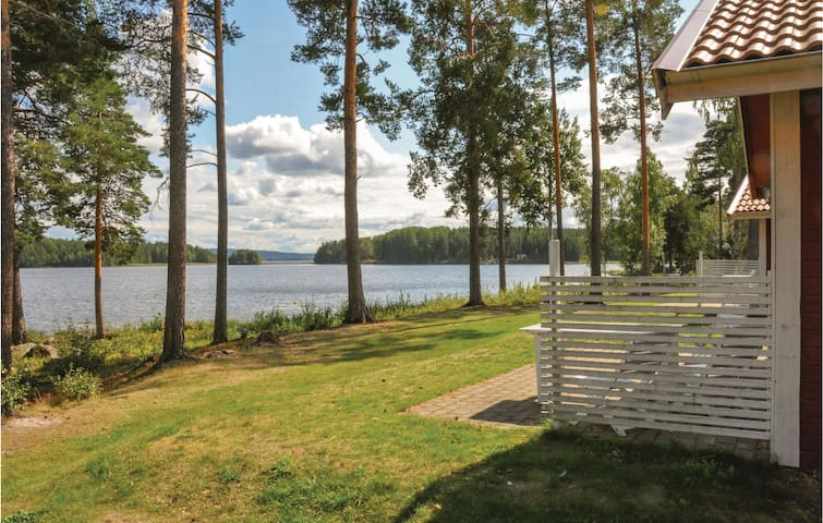 Holiday cottage with 2 bedrooms on 35m² in Falun