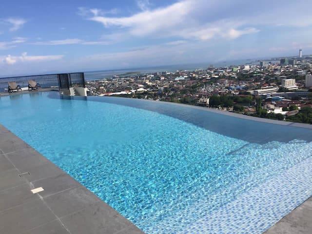 舒適 - Cebu City - Apartamento